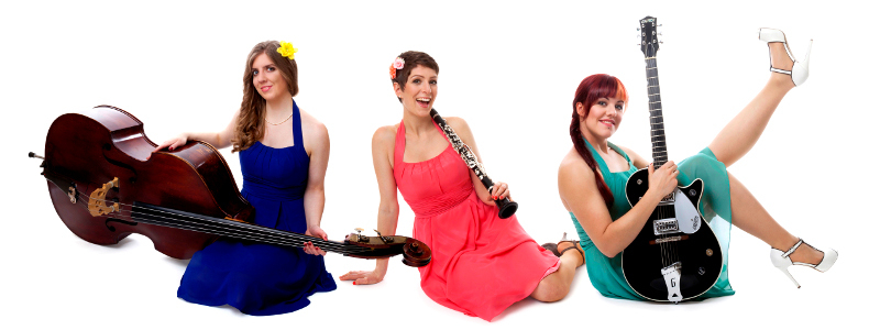 Damenband Zucker – Musik für Bioland Hoffest Schürdt im Westerwald